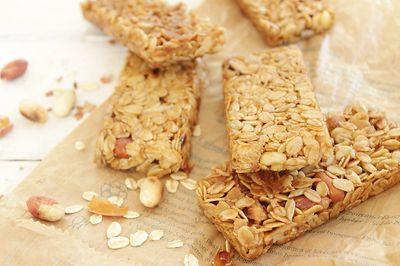 Barres de céréales (sans gluten)