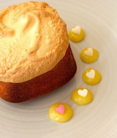 Cupcakes revisités au citron meringués