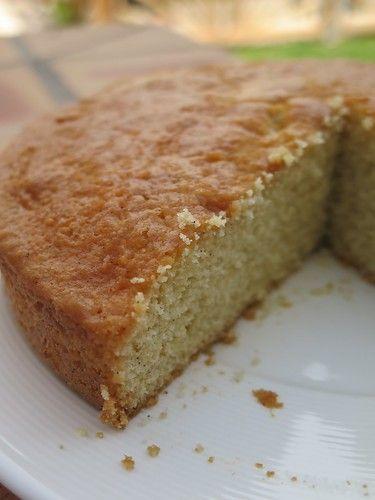 Gâteau moelleux ultra vanillé