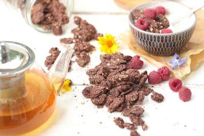 Céréales chocolat & sarrasin