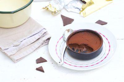 Crème chocolat banane (vegan)