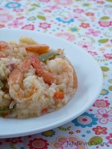 Jambalaya, recette louisianaise