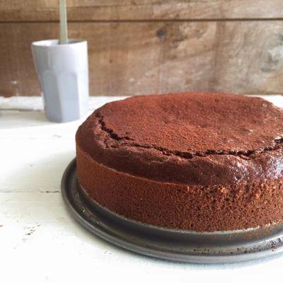 Fondant chocolat & cajou (sans sucre, sans beurre et sans gluten)