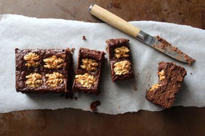Fondant chocolat courge butternut (sans beurre)