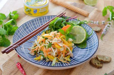 Salade Thaï au thon