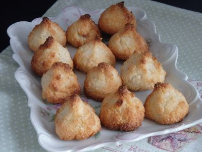 Rochers coco amande