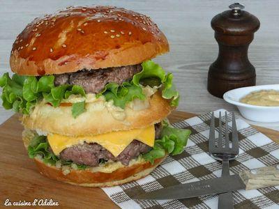 Big Mac maison