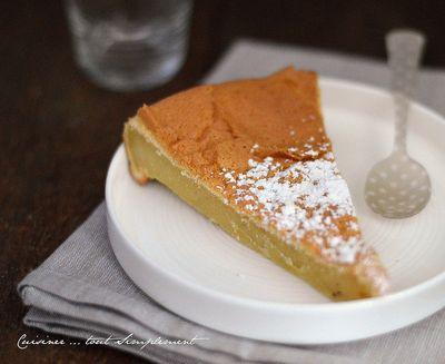 """Gâteau au Yaourt Version """"Flan à la Vanille"""""""