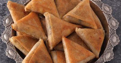 Bricks au thon et à la pomme de terre
