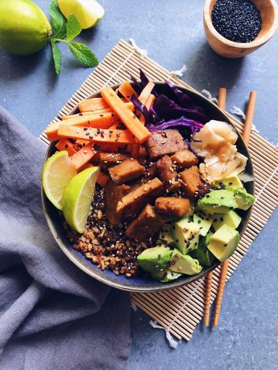 Poké Bowl (vegan)