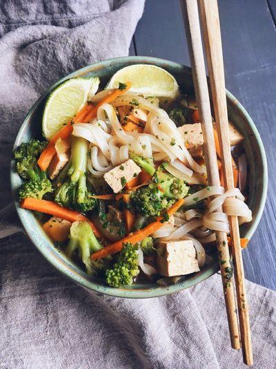 Soupe Pho (vegan)