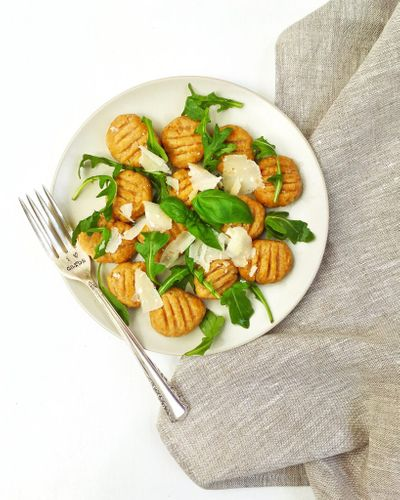 Gnocchi de patate douce