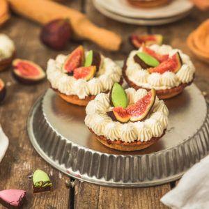 Tartelettes aux figues et calissons
