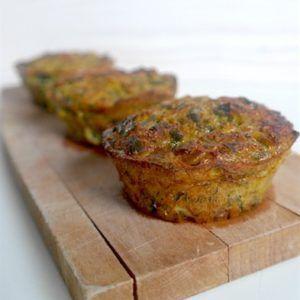 Muffin au quinoa et poireau (sans gluten)