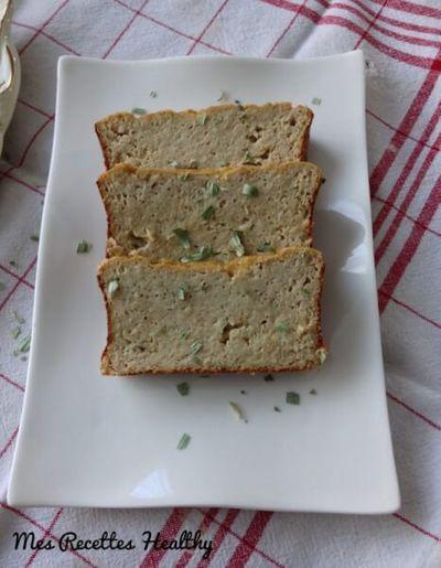 Terrine facile de thon et poireau
