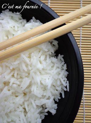 Riz blanc parfait (sans rice cooker)