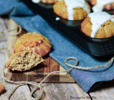 Muffin à la pomme facile (sans beurre)