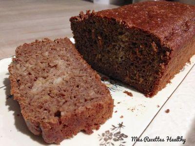 Cake moelleux au chocolat (sans beurre)