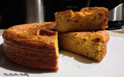Gâteau au butternut à la cannelle