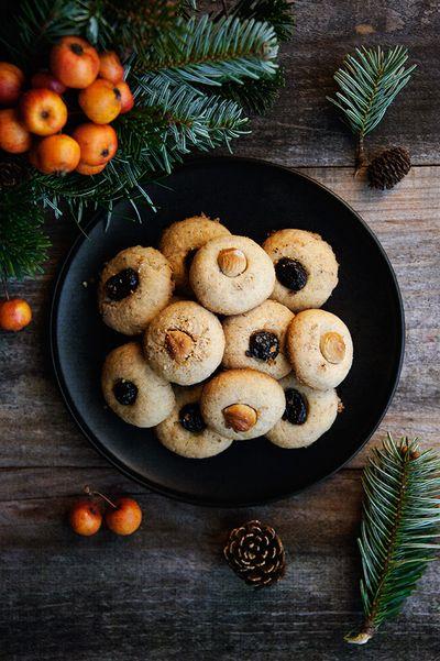Biscuits sablés à la noisette