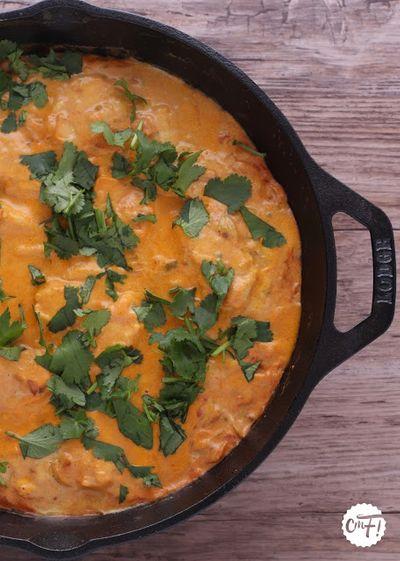 Curry de poisson à la kéralaise de Jamie Oliver