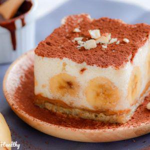 Bannoffee pie à la banane et au yaourt healthy