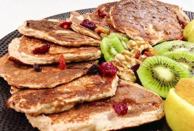 Pancake proteiné à la whey