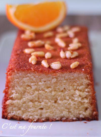 Le cake aux agrumes ultra moelleux de Michalak