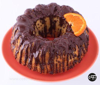 Le gâteau à la clémentine et à l'amande d'Ottolenghi