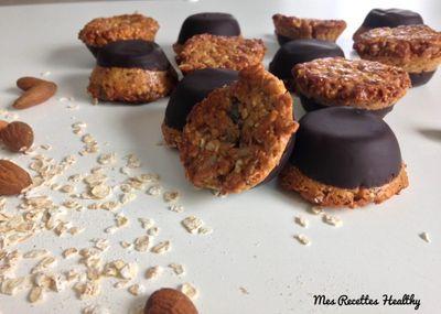 Snacks healthy aux fruits secs et miel