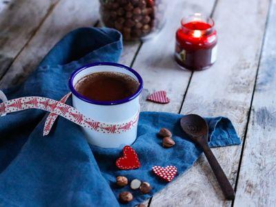 Chocolat chaud aux épices maison