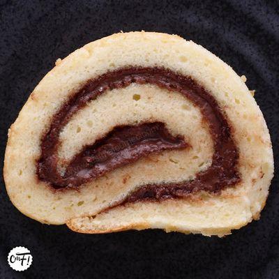 Le biscuit roulé japonais