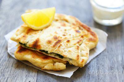 Gözleme, pain plat turc farci