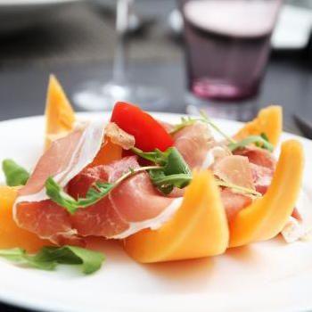 Kit Melon, jambon de Parme