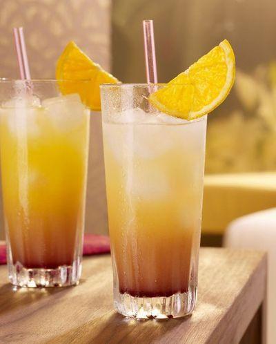 Cocktail Malibu Sunrise