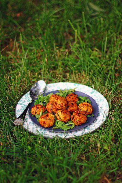 Boulettes croustillantes de Riz Bengale