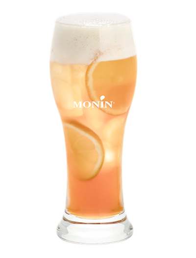 Bière Orange Sanguine, Monin