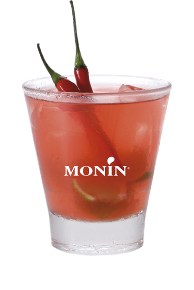 Caïpirhina Spicy, Monin
