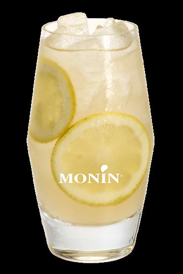 Citronnade Pêche Blanche, Monin (sans alcool)