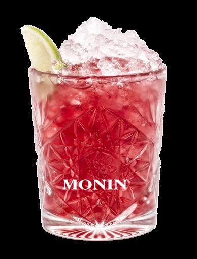 Soda Jasmin, Monin (sans alcool)