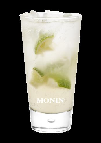 Limonade Citron Vert, Monin (sans alcool)