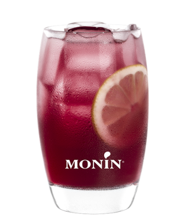 Soda Lavande Cassis, Monin (sans alcool)