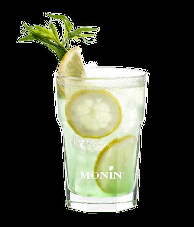 Limonade Estragon, Monin (sans alcool)