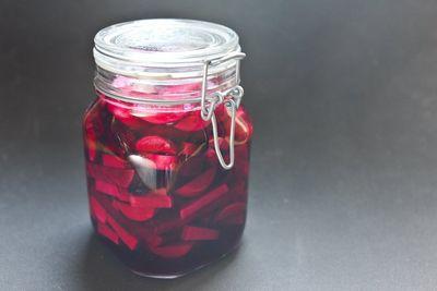 Pickles betteraves et navets (lacto-fermentés)