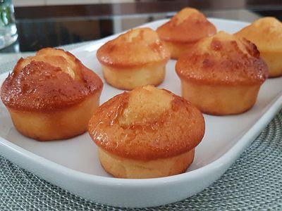 Petits cakes au citron