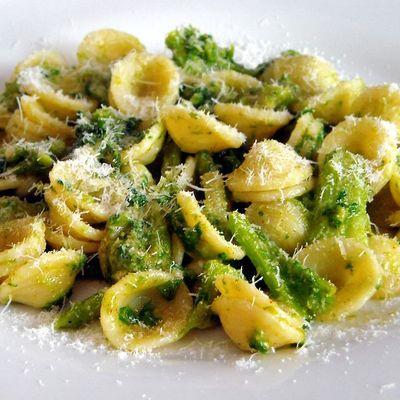 Orechiette aux brocolis, recette typique des Pouilles